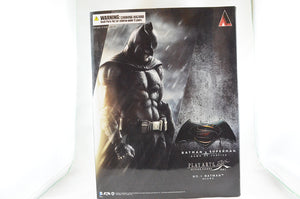 BVS Dawn Of Justice Batman Play Arts Kai Figure