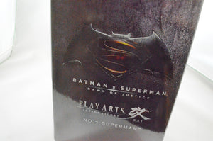 BVS Dawn of Justice Superman Play Arts Kai Figure