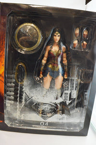 BVS Dawn of Justice Wonder Woman Play Arts Kai Figure
