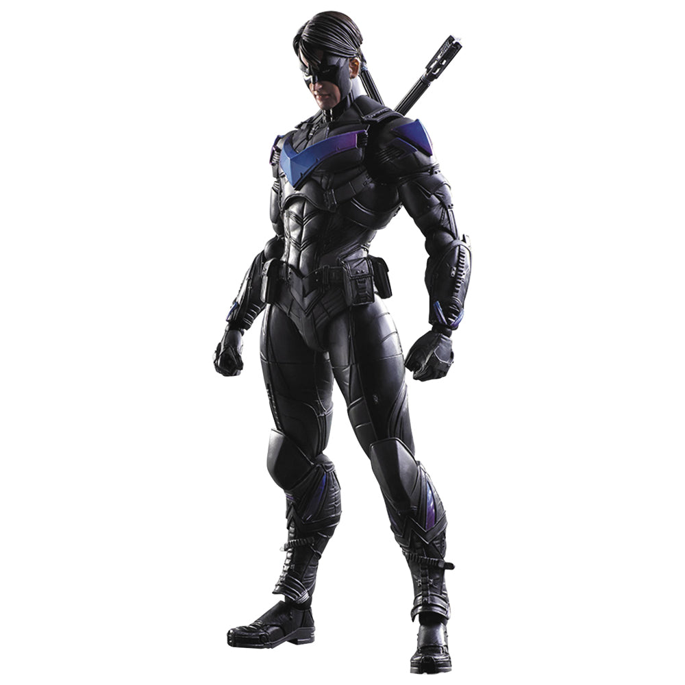 Nightwing Arkham Knight Play Arts Kai