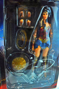 Wonder Woman Movie Variant Play Arts Kai