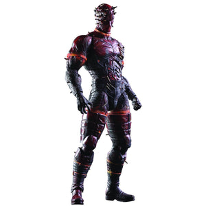 Metal Gear Solid V Phantom Pain Man On Fire Play Arts Kai