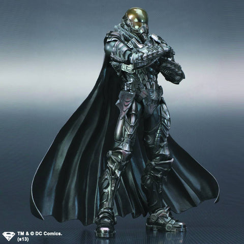 Man Of Steel General Zod Play Arts Kai Figure