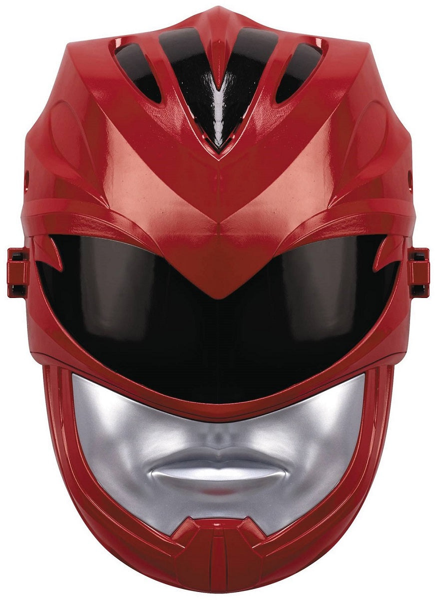 power rangers red ranger mask