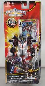 power rangers megaforce gosei grand megazord figure