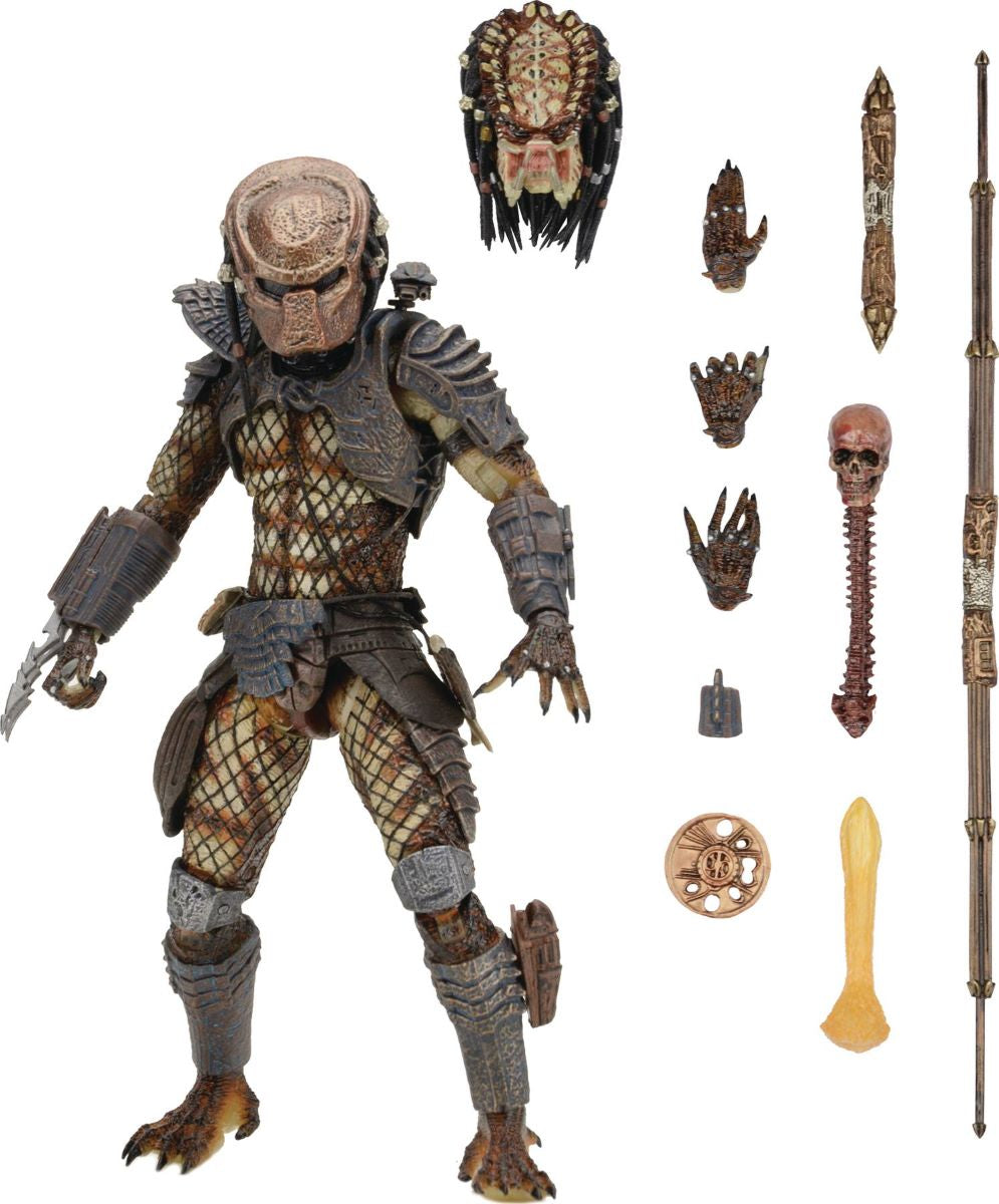 Predator 2 Ultimate City Hunter 7-Inch Figure