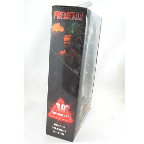 PREDATOR 30TH ANNIVERSARY JUNGLE DISGUISE DUTCH FIGURE