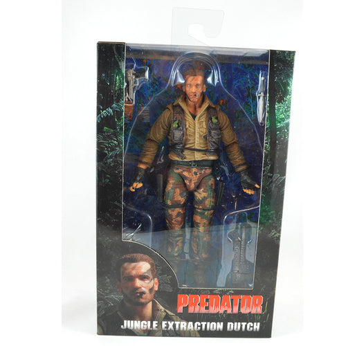 PREDATOR 30TH ANNIVERSARY JUNGLE EXTRACTION DUTCH FIGURE