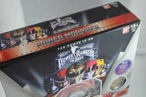 Power Rangers Legacy Red Morpher