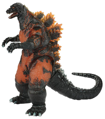 Godzilla 12-Inch Long 1995 Burning Version
