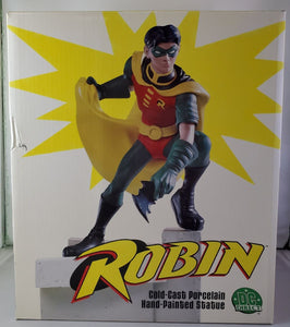 Robin Young Justice Statue