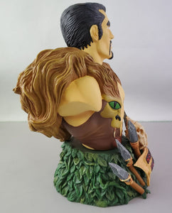 Art Asylum's Rogues Gallery Kraven Mini Bust