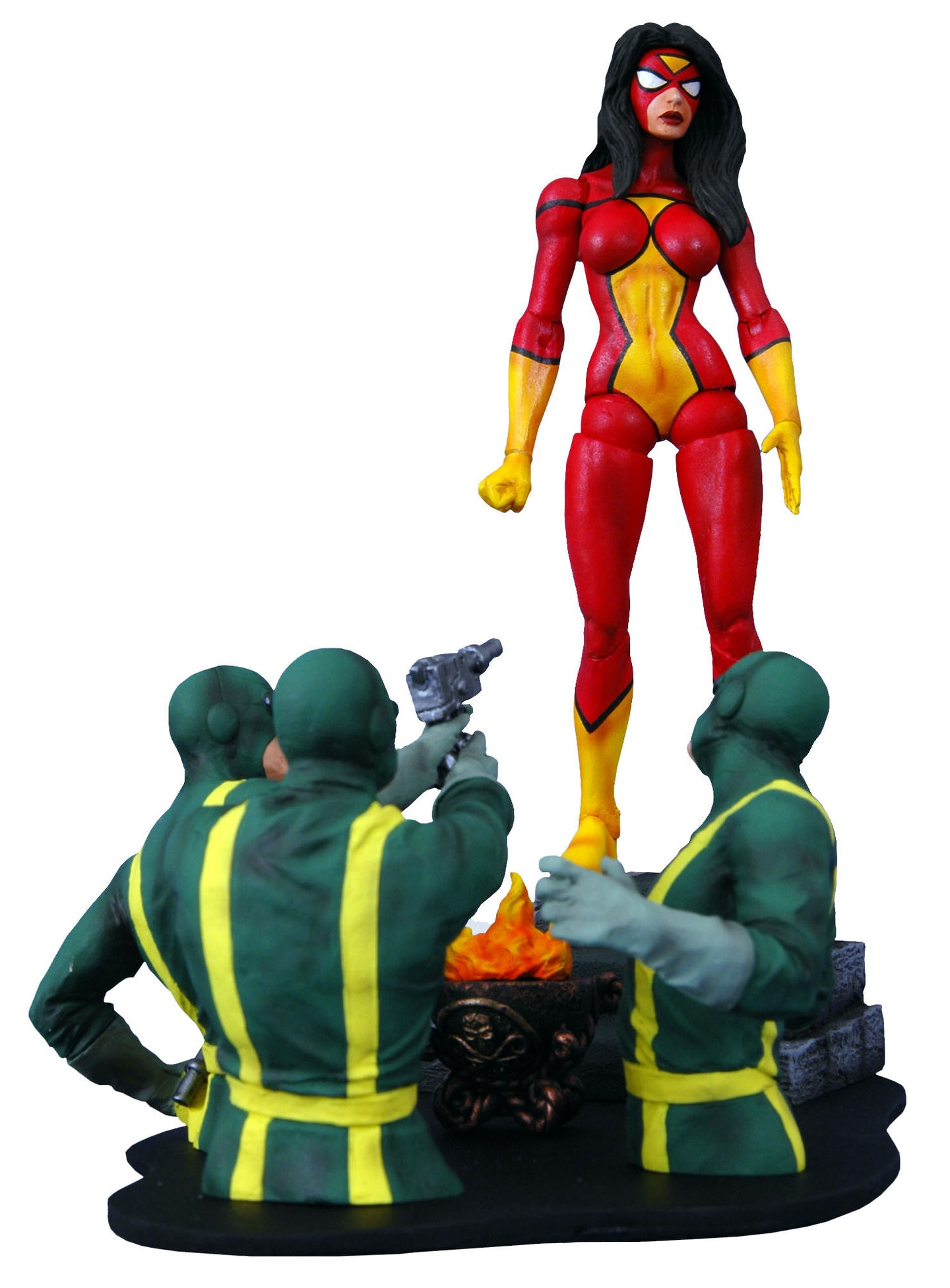 Marvel Select Spider-Woman 7 Inch Action Figure