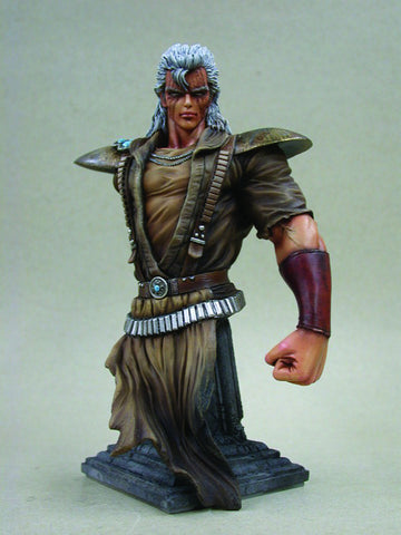 Fist Of The North Star Shew Repainted Mini Bust