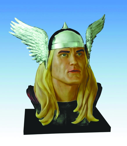 Marvel Alex Ross Thor Head Bust