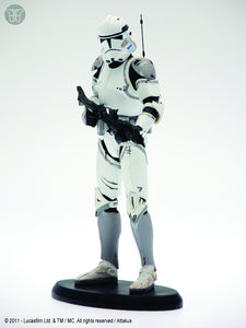 Star Wars Coruscant Clone Trooper 1:10 Statue