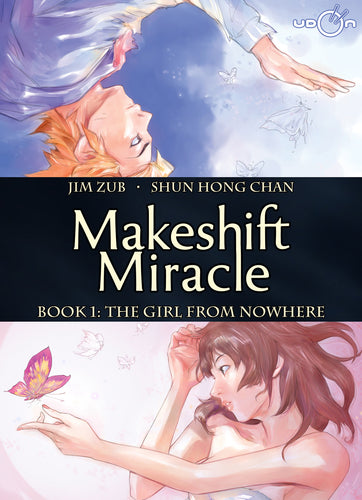 Makeshift Miracle Girl From Nowhere Hardcover Vol 1