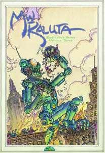 Michael Kaluta Sketchbook Series Softcover Volume 3
