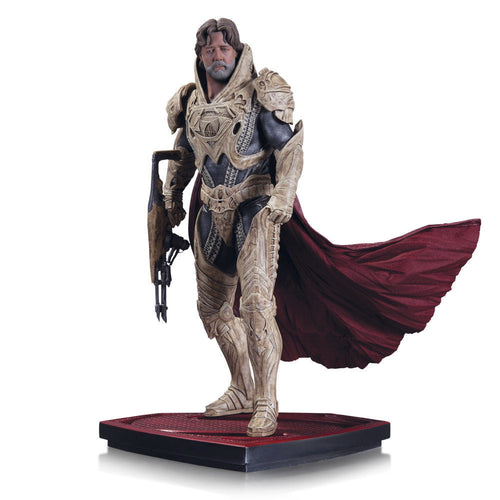 man of steel jor el 1:6 resin statue