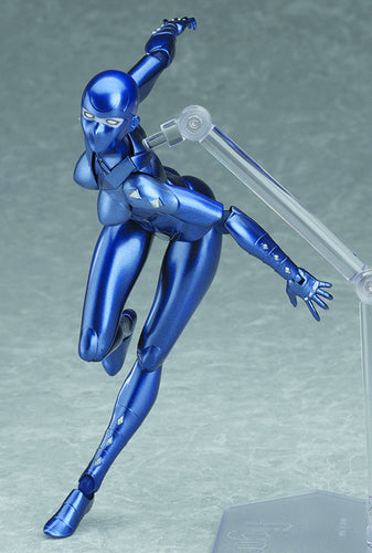 Cobra The Space Pirate Lady Figma Action Figure