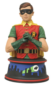 robin batman 1966 resin bust