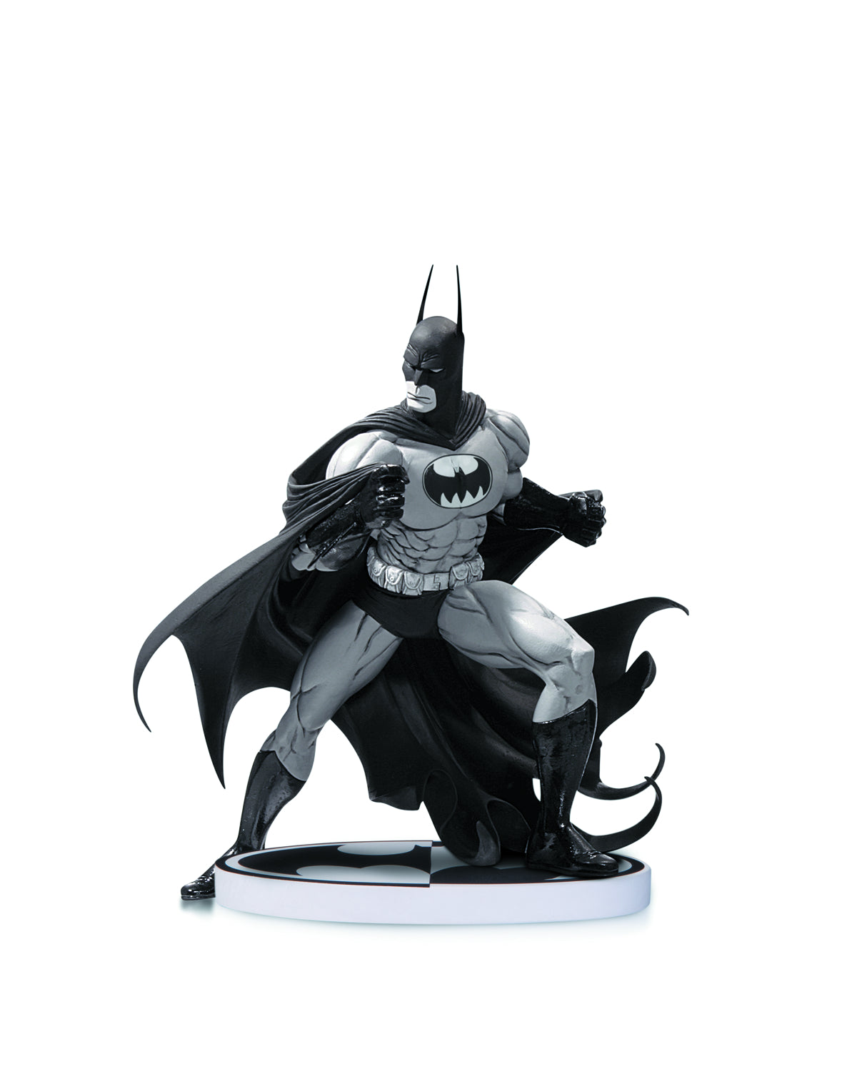 batman black and white tim sale statue