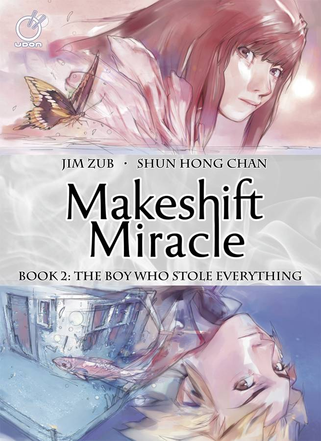 Makeshift Miracle Boy Who Stole Hardcover Vol 2