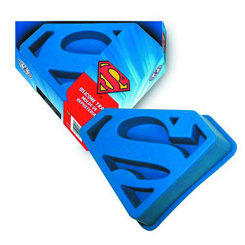 DC Superman Logo Silicone Baking Tray