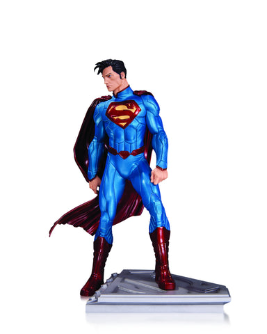 Man Of Steel Superman Statue by John Romita Jr
