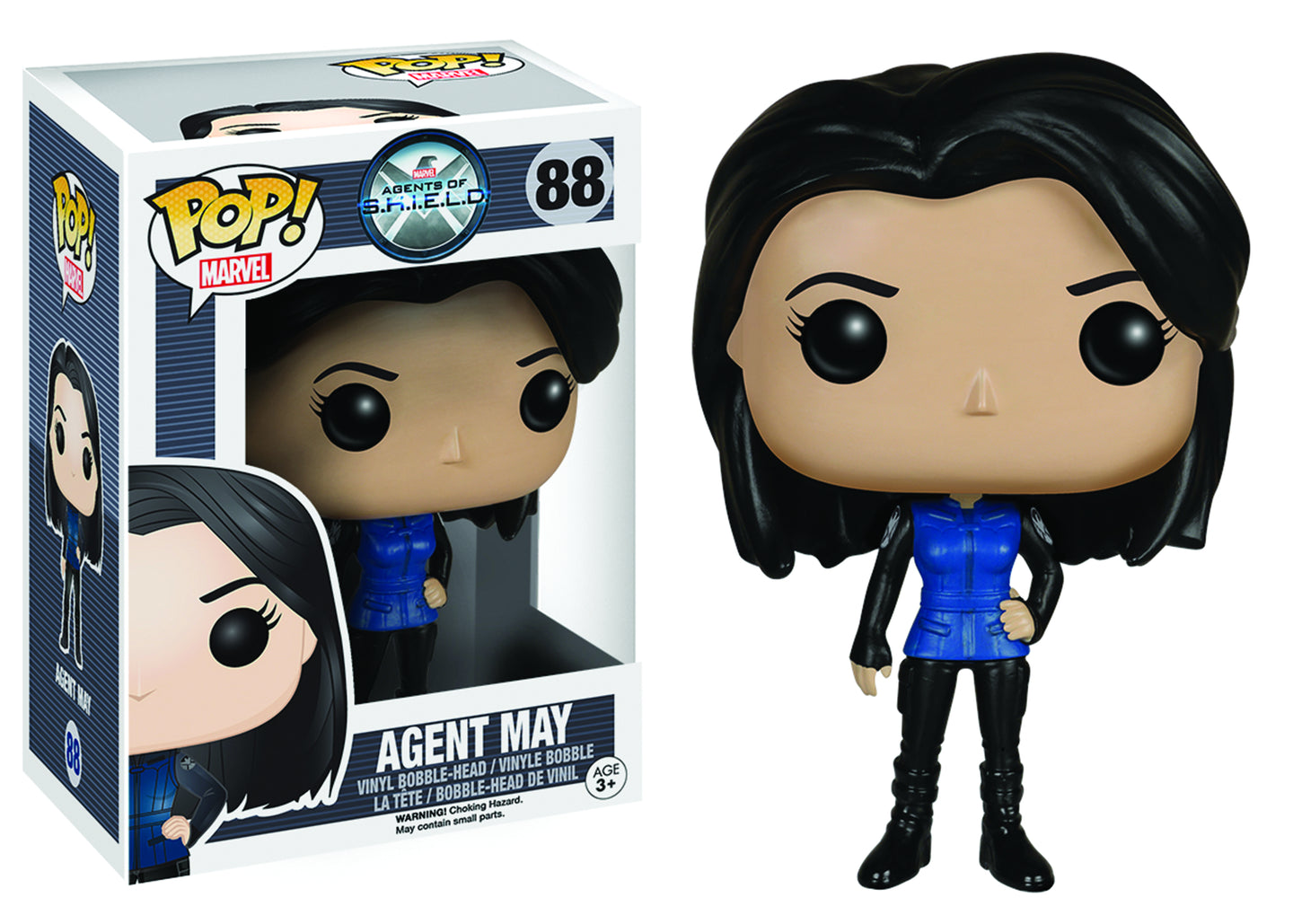 POP Agents Of Shield Agent Melinda May Vinyl Figure