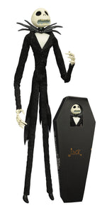 NBX Jack Unlimited Coffin 16 Inch Poseable Doll
