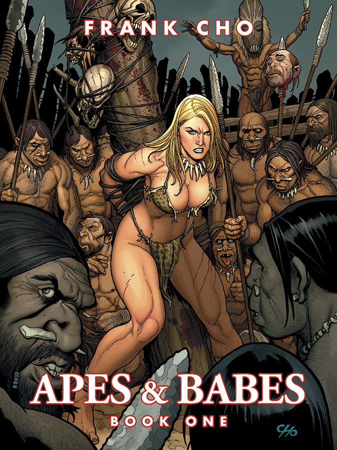 Apes & Babes Soft Cover
