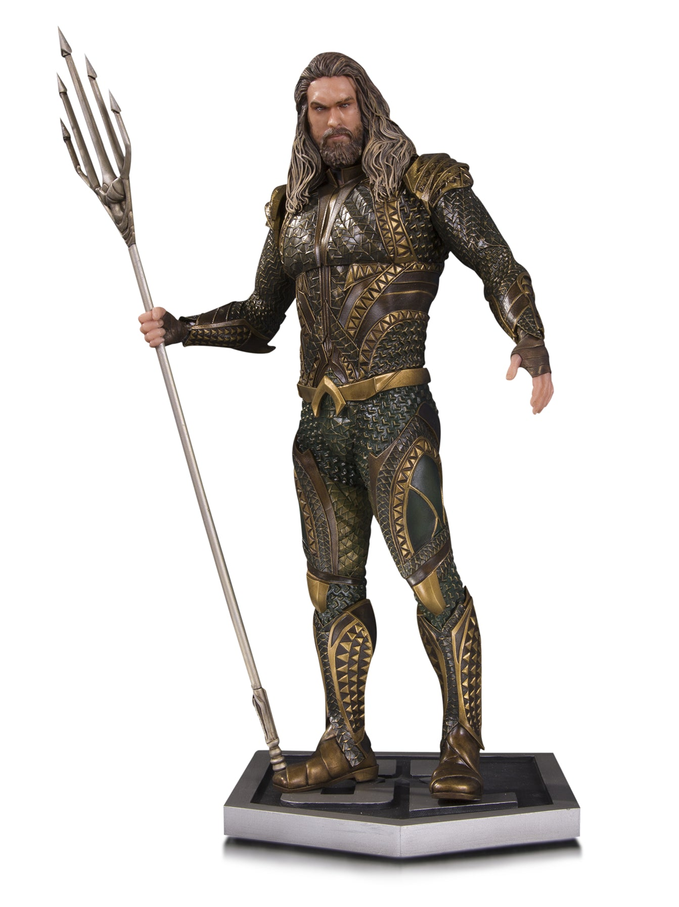 Justice League Aquaman Movie Statue