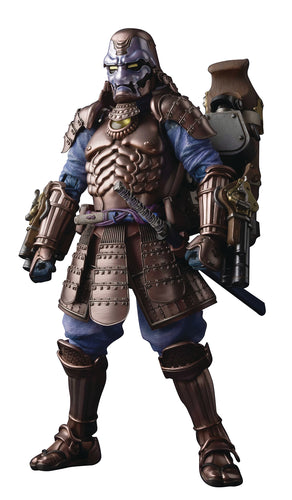 Manga Realization Marvel Samurai War Machine Action Figure