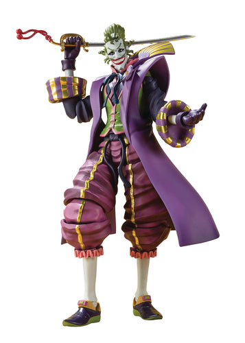 Ninja Batman Joker Demon King S.H.Figuarts Action Figure