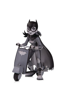 DC Artists Alley Batgirl Black &White By Zullo 7 Inch PVC Figure