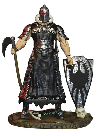 Frazetta Death Dealer Light Armor Deluxe 3-3/4in Action Figure