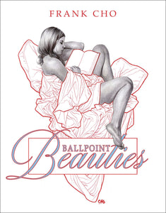 Frank Cho Ballpoint Beauties Soft Cover Book
