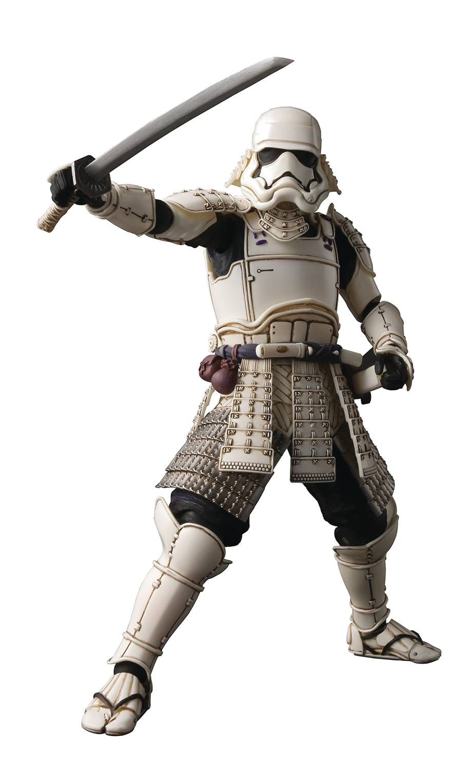Star Wars Ashigaru 1st Order Stormtrooper Meisho Movie Real Action Figure