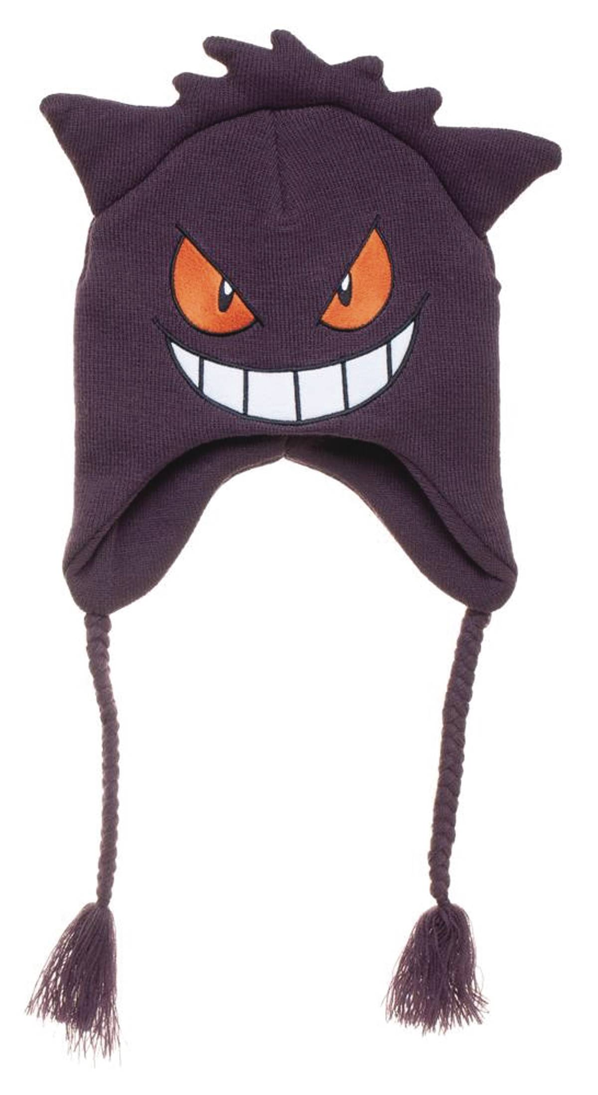 Pokemon Gengar 3D Plus Laplander Hat