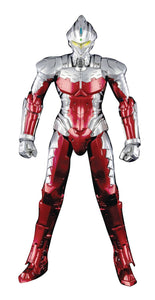 Ultraman Version 7 1/6 Scale Die Cast LED 12.5 Inch Figure Anime Edition