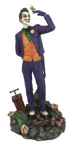DC Gallery Joker Comic 9 Inch PVC Figure