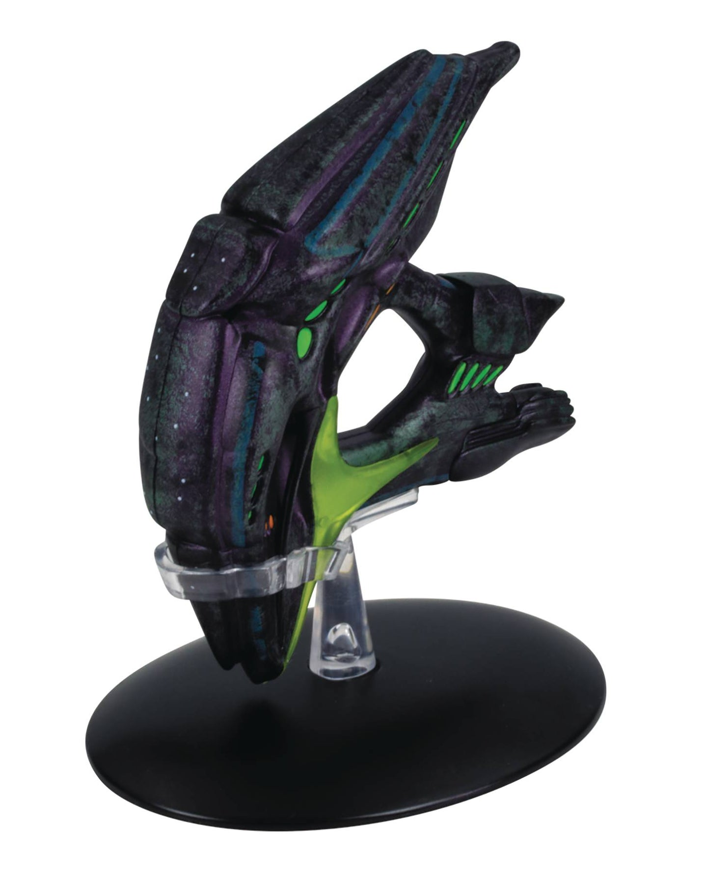 Star Trek Starships Fig Mag #161 The Night Ship