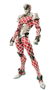JoJo's Bizarre Adventure Part 5 Chozo Kado King Crimson 6 Inch Action Figure