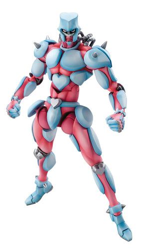 JoJo's Bizarre Adventure Part 4 Chozo Kado Crazy Diamond 6 1/4 Inch Action Figure