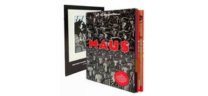 maus 40th anniversary boxed set