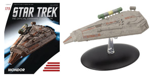 Star Trek Starships Fig Mag #175 Mondor