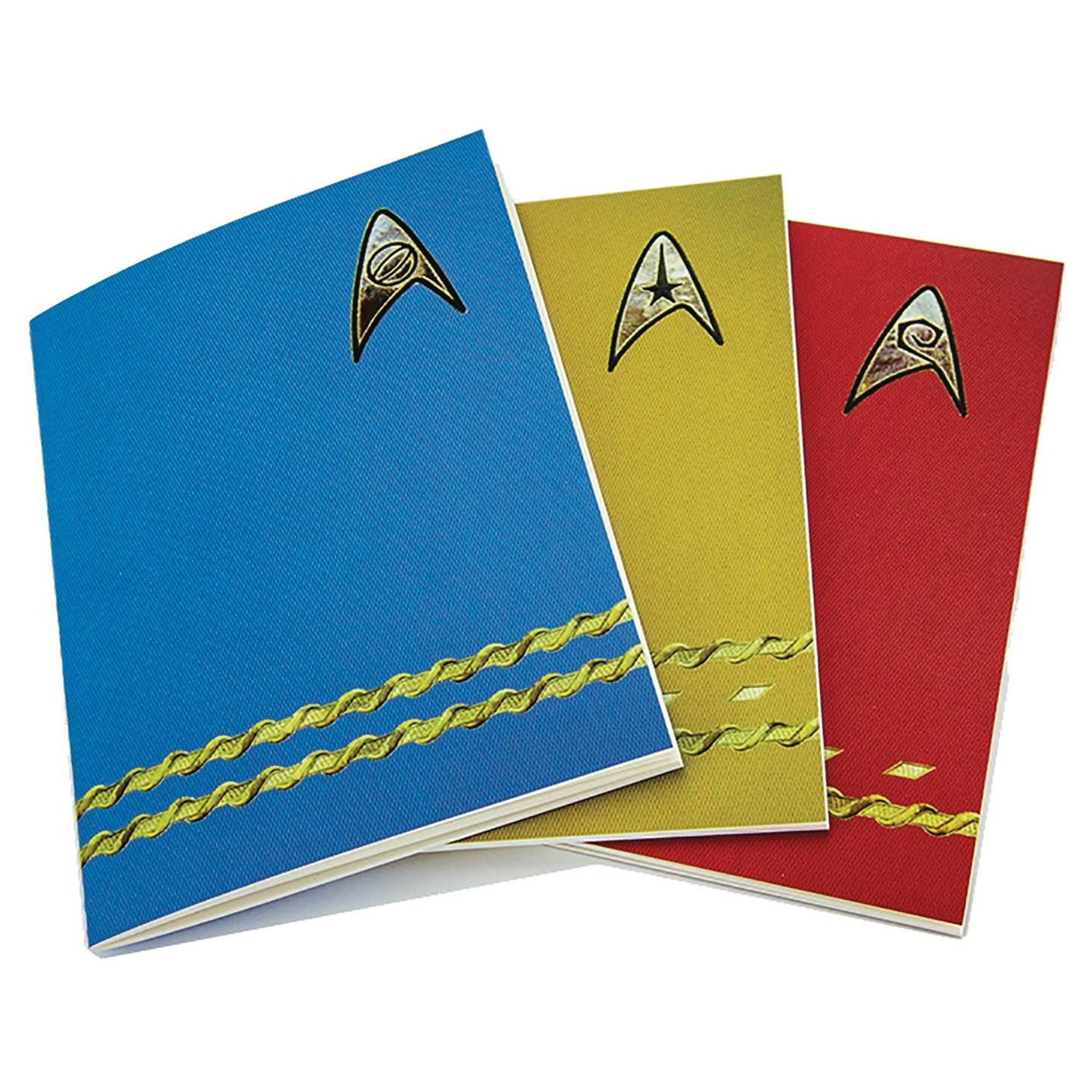 Star Trek The Original Series Softcover Journal 3 Pack