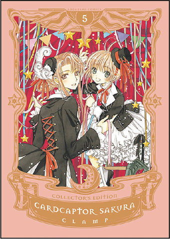 Cardcaptor Sakura Collector Edition Hardcover Vol 5