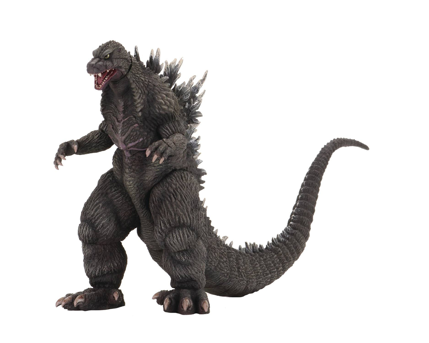 Godzilla 2003 Classic Godzilla 12 Inch Head To Tail Action Figure